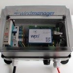 wpd windmanager mit All-IP-Box für Windparks